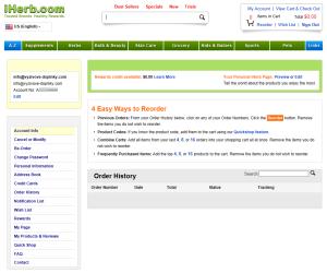 registracia na iHerb 3 - ucet vytvoreny